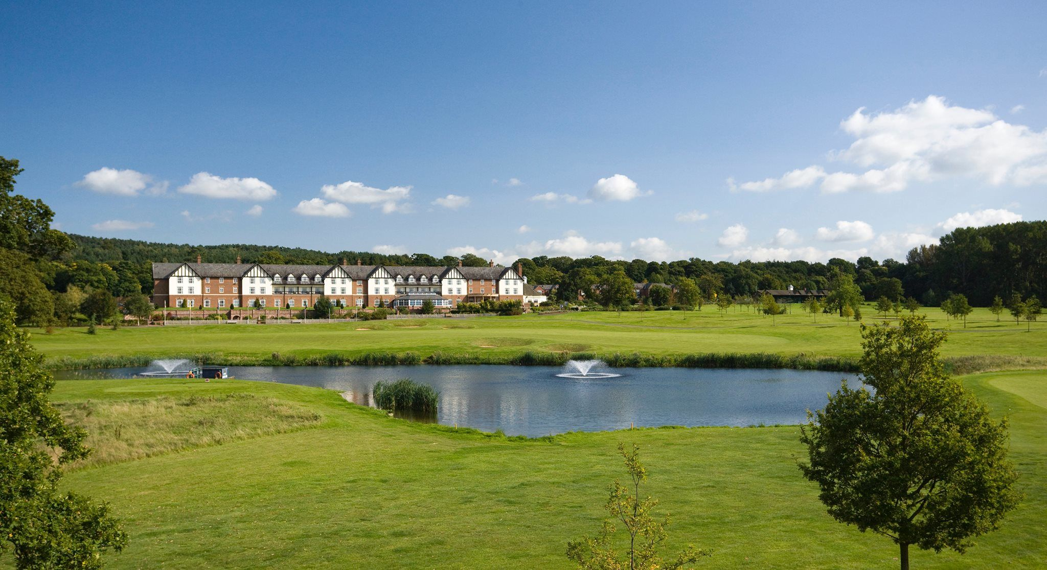 Carden park hotel cheshire s country estate cover picture