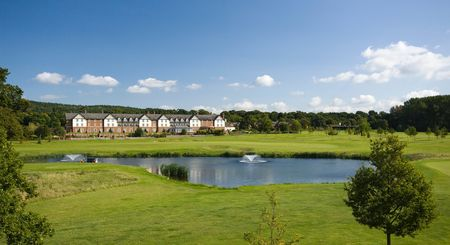 Overview of golf course named Carden Park Hotel - Cheshire's Country Estate