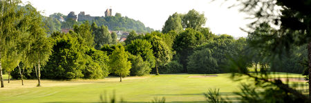 Overview of golf course named Abenberg Golf Club