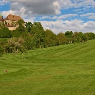 Ansbach golf club cover picture