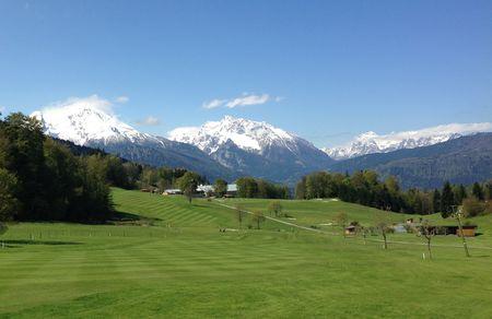 Overview of golf course named Golf-Club Berchtesgaden e.V.