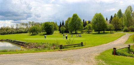 Golf-Club Coburg e.V. Schloss Tambach Cover