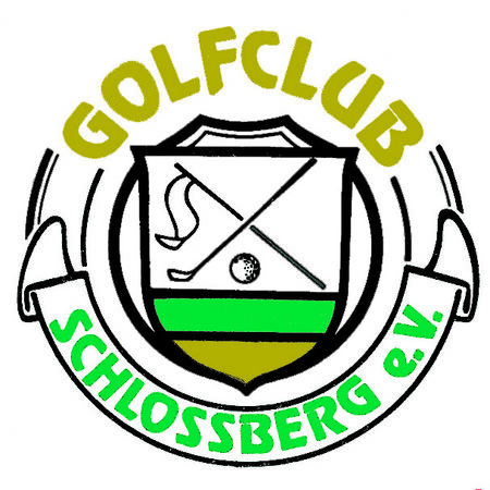 Logo of golf course named Golfclub Schlossberg e.V.