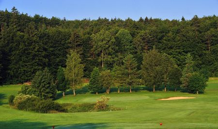 Overview of golf course named Golf Club Fränkische Schweiz