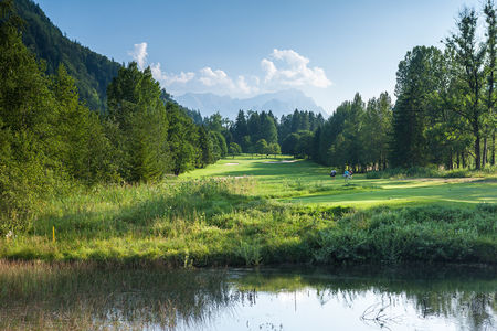 Overview of golf course named Golf-Club Garmisch-Partenkirchen e.V.