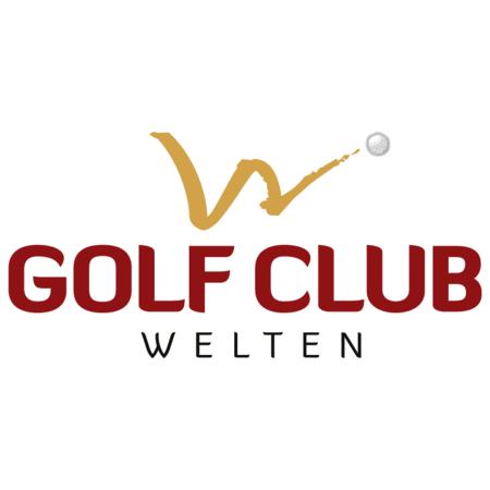 Logo of golf course named Golf Club Welten