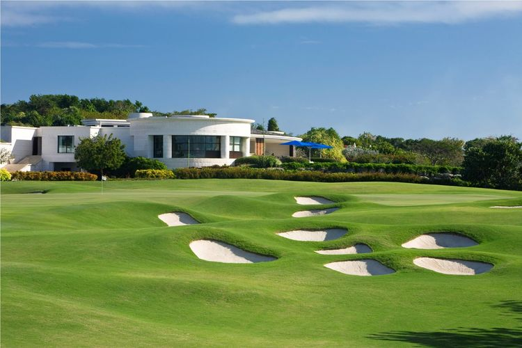 Sandy lane golf club country club course cover picture