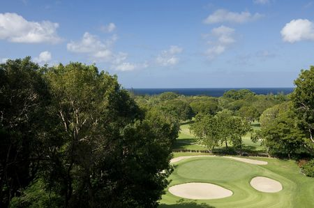 Overview of golf course named Sandy Lane Golf Club - The Old Nine
