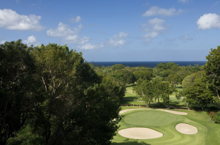 Sandy lane golf club the old nine cover picture