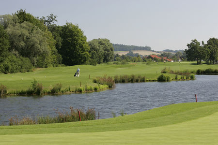 Overview of golf course named Golf Resort Bad Griesbach - Audi Course