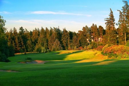Overview of golf course named Slaley Hall Hotel and Golf - Priestman Course