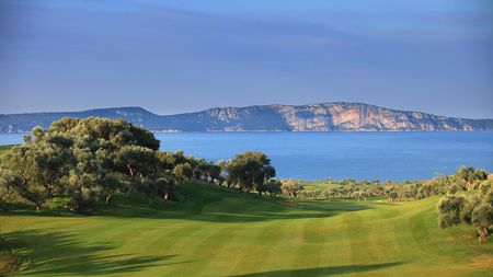 Costa navarino bay course cover picture