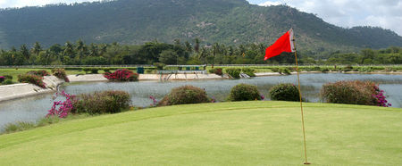 Overview of golf course named Jayachamaraja Wadiyar Golf Club