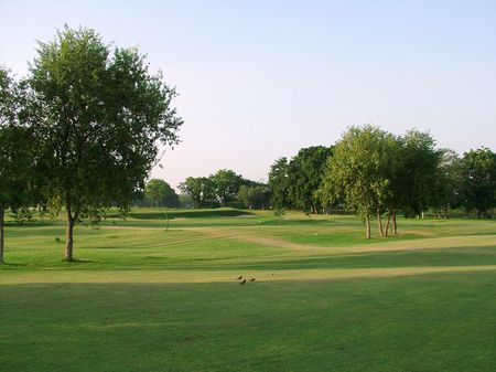 Overview of golf course named Rambagh Golf Club