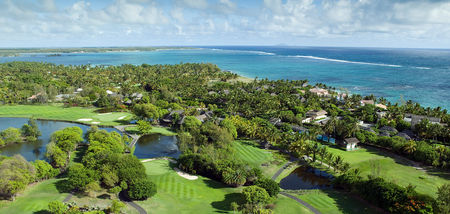 Overview of golf course named Constance Hotel and Resort - Legend Golf Course