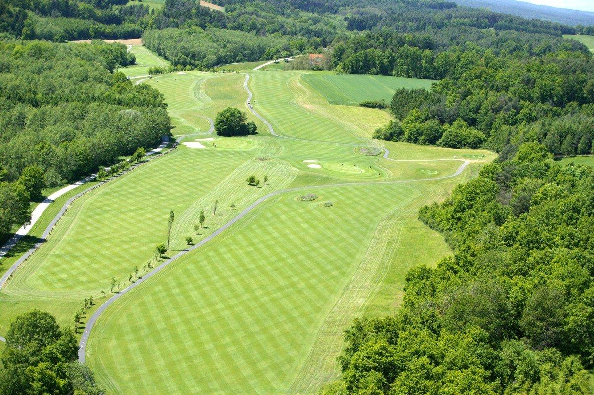 Overview of golf course named Reiters Golfschaukel Stegersbach Lafniztal - Suedburgenland Course
