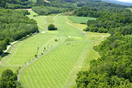 Overview of golf course named Reiters Golfschaukel Stegersbach Lafniztal - Suedburgenland Course