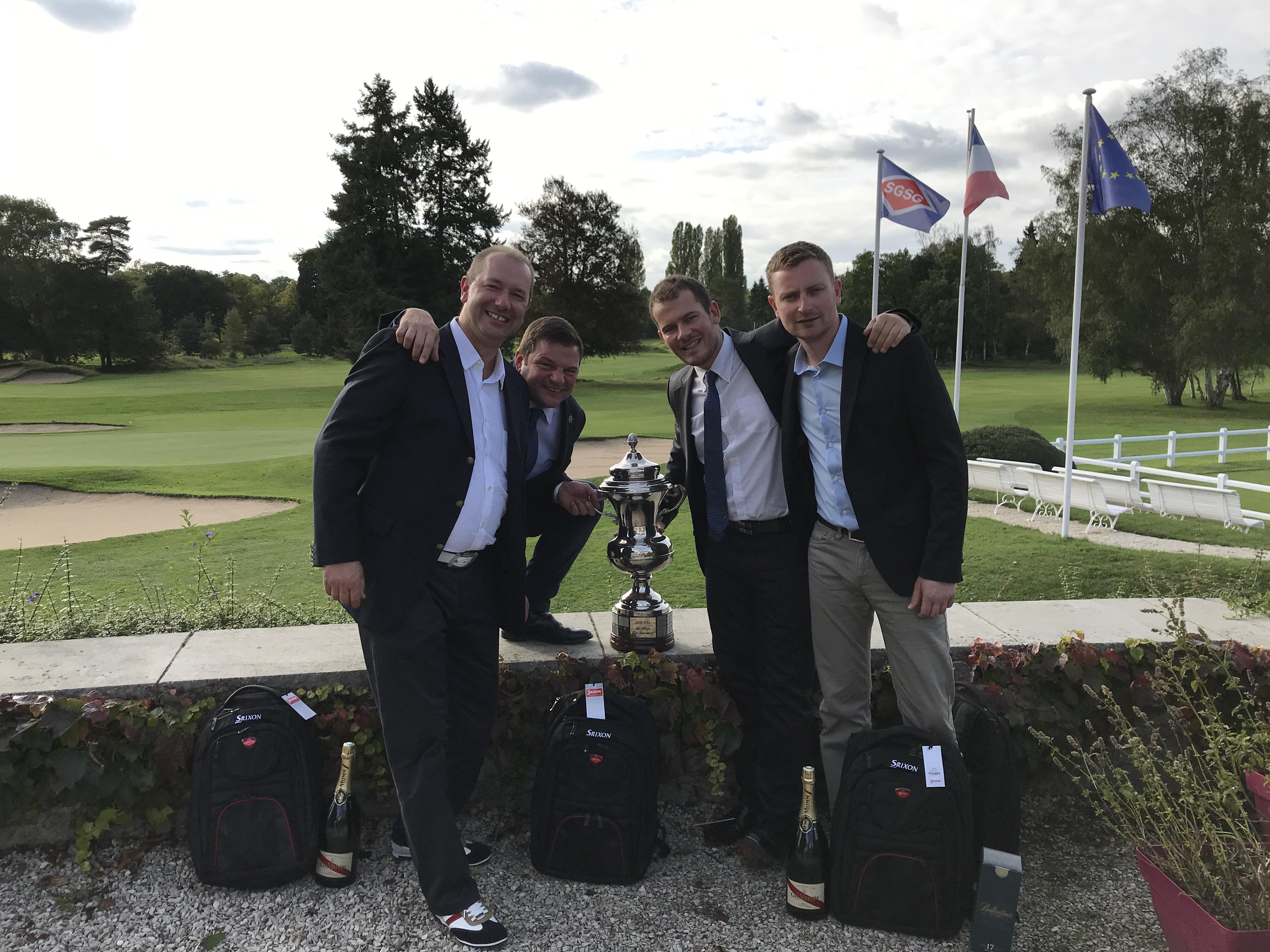 Avatar of golfer named Pierre Chevallier