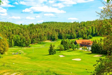 Golf- Und Land Club Oberpfalzer Wald e.V. Cover Picture