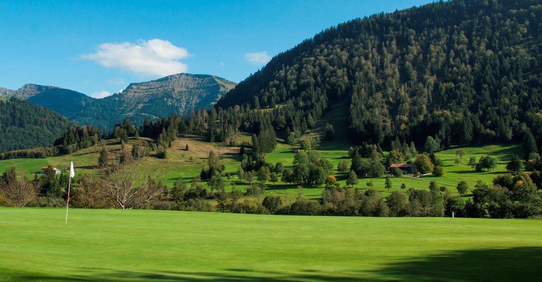 Golfclub oberstaufen steibis e v golf course all for Oberstaufen golf