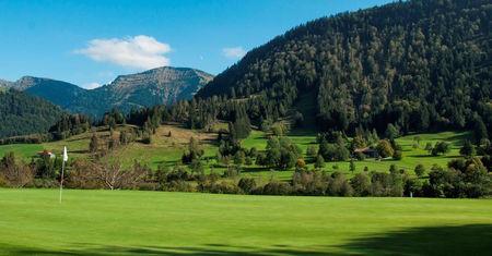 Golfclub Oberstaufen-Steibis e.V. Cover Picture