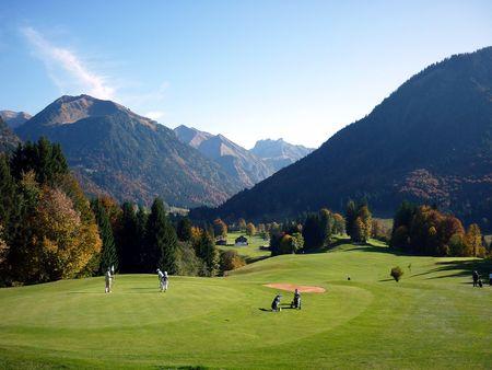 Golfclub Oberstdorf e.V. Cover Picture
