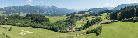 Golf Resort Sonnenalp-Oberallgäu Cover