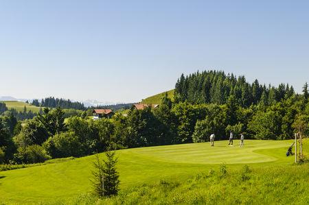Waldegg wiggensbach golf club cover picture
