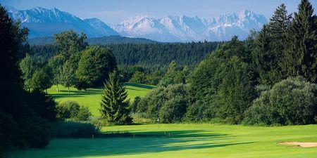 Golfplatz Iffeldorf Cover Picture