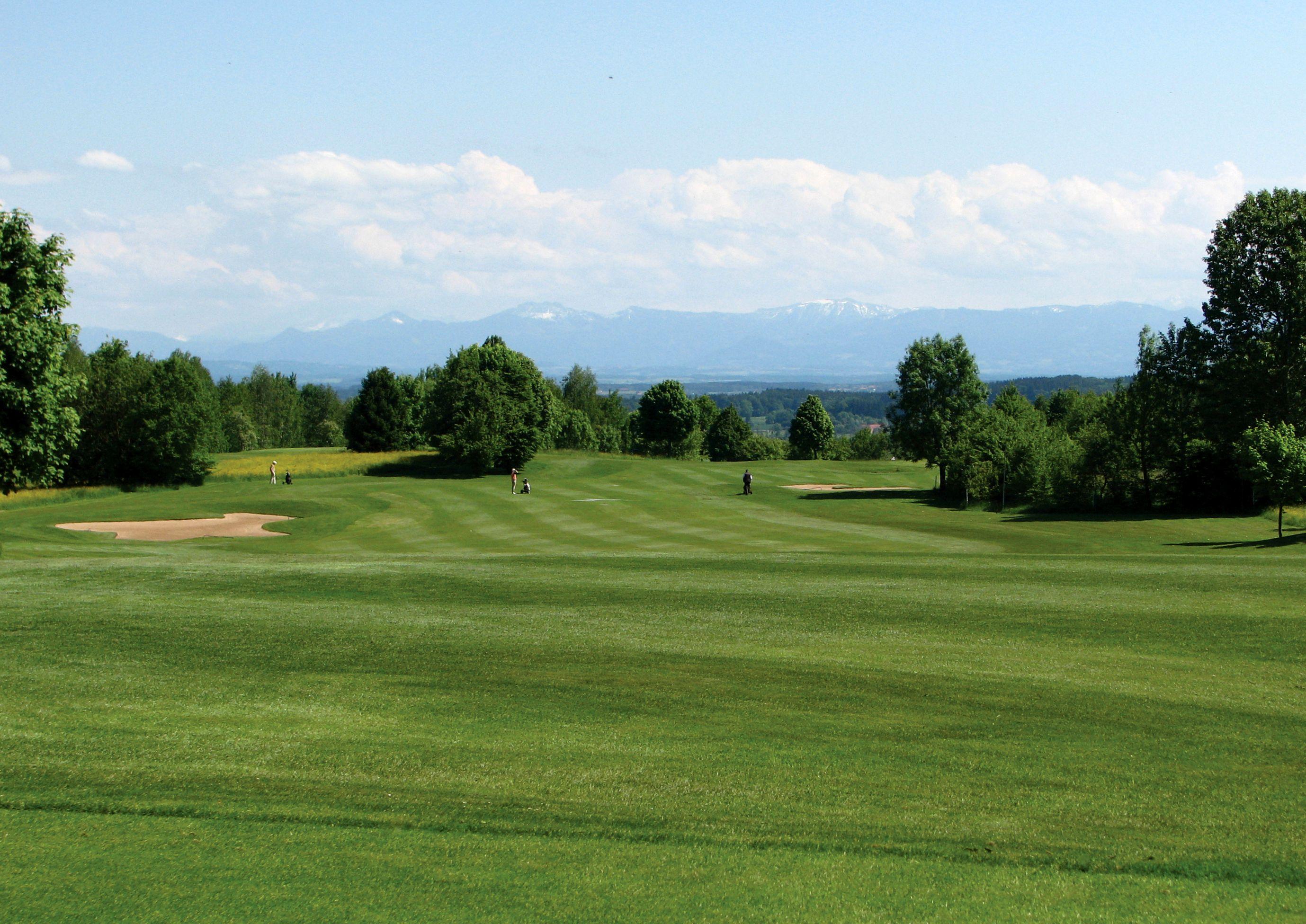 Overview of golf course named Golf Club Ebersberg e.V.
