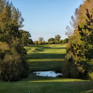 Ufford park golf club picture