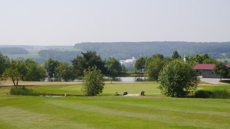 Overview of golf course named Golfclub Steigerwald In Geiselwind e.V.