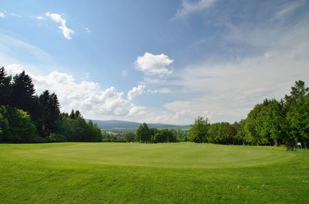Overview of golf course named Golfclub Fahrenbach Im Fichtelgebirge e.V.