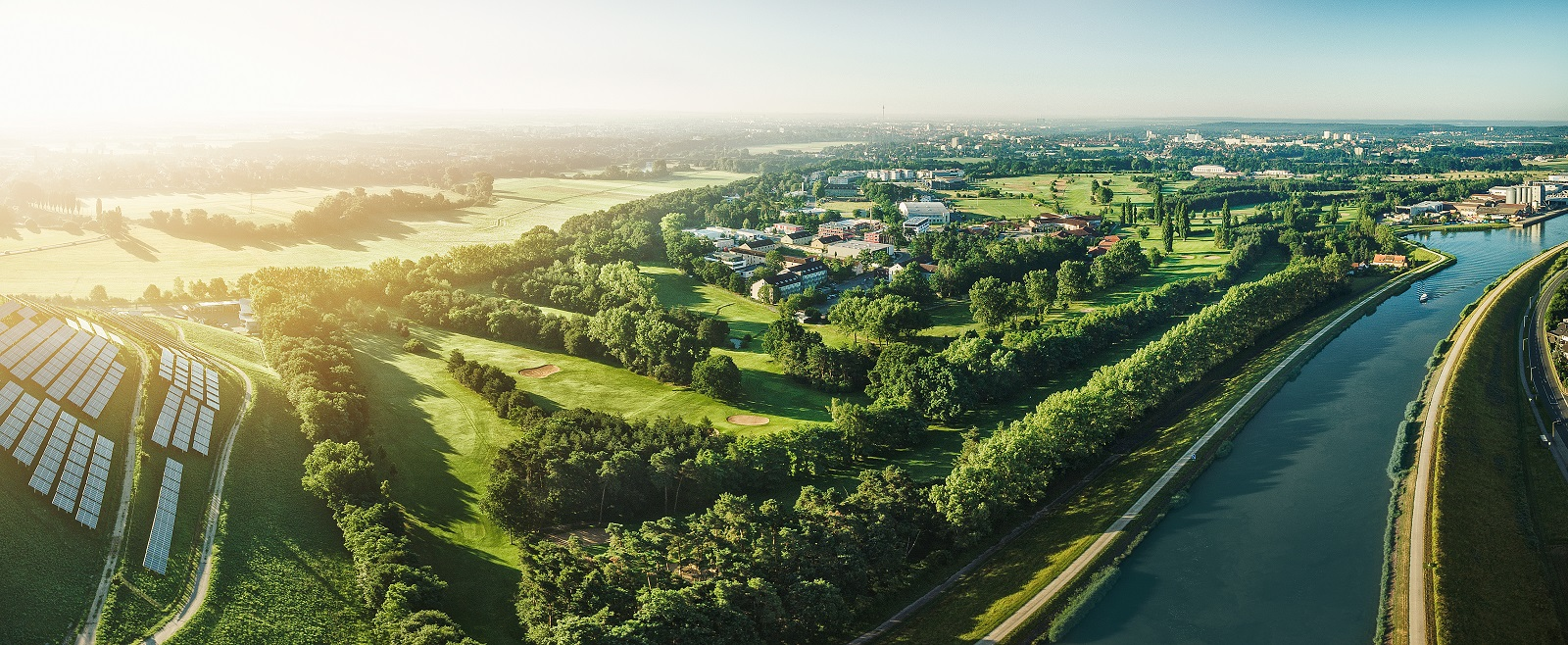 Overview of golf course named 1. Golfclub Furth