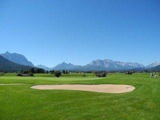 Overview of golf course named Golf- Und Landclub Karwendel e.V.