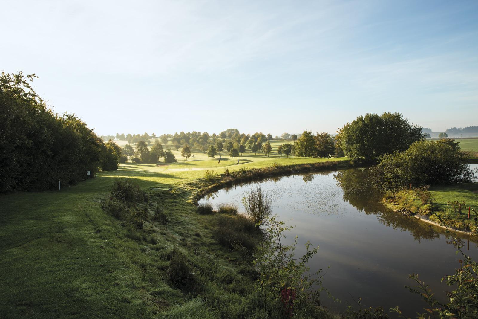 Overview of golf course named Golf Club Habsberg - Jura Golf Park