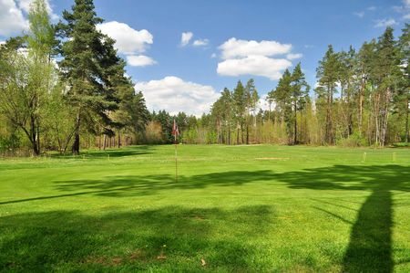 Overview of golf course named Golfclub Hauptsmoorwald Bamberg e.V.