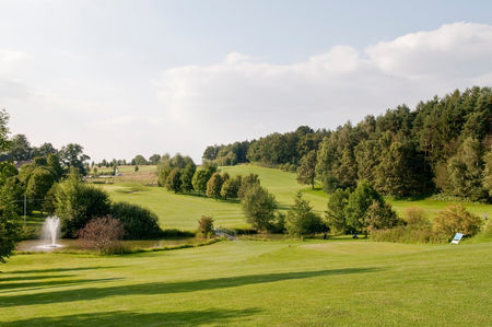 Overview of golf course named Golfpark Gerolsbach
