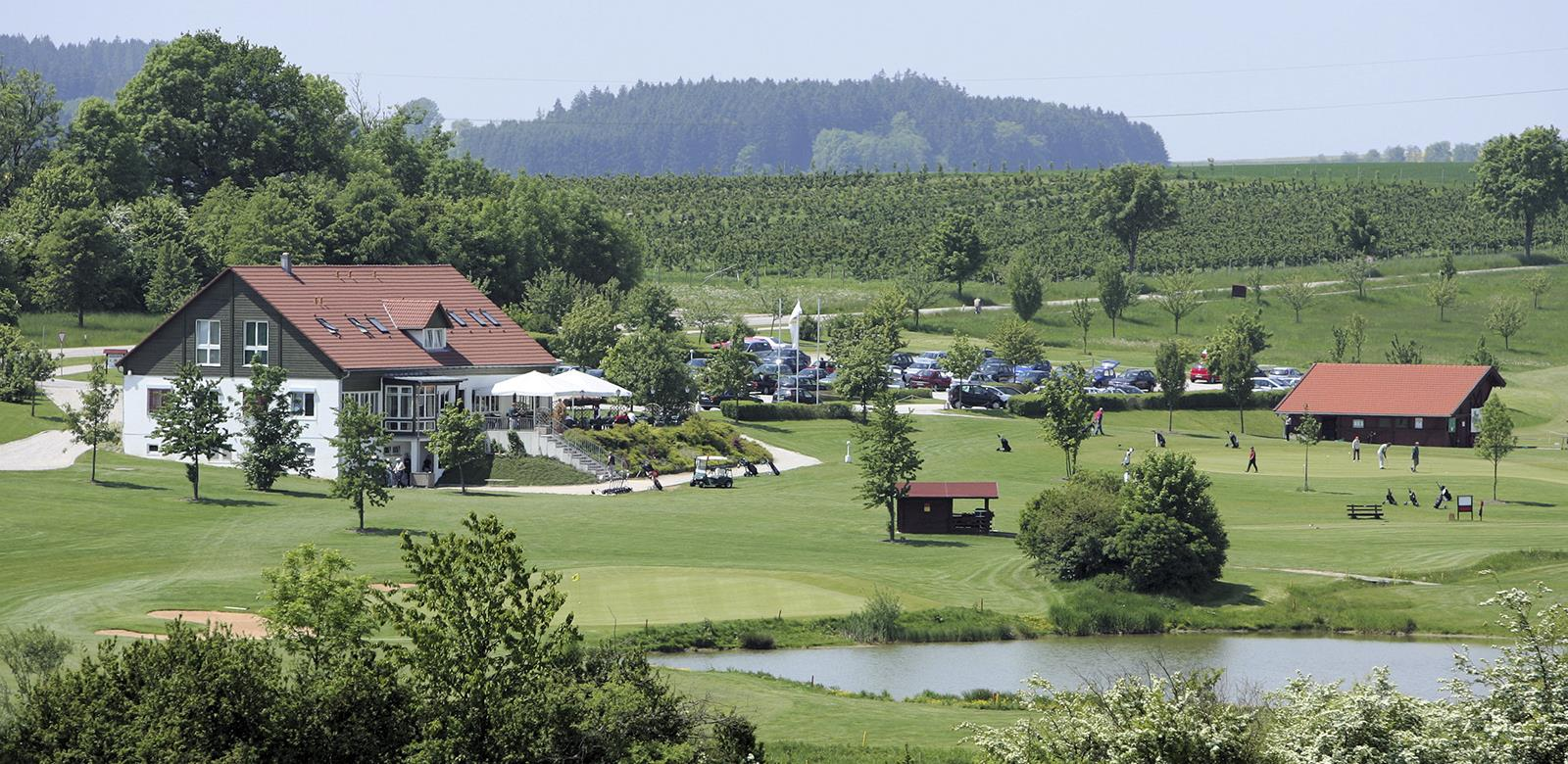 Overview of golf course named Rottbach Golf Course