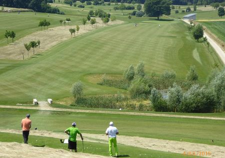 Overview of golf course named Golfclub Landau/Isar e.V.