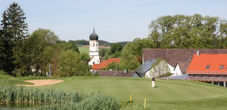 Overview of golf course named Golfclub Tegernbach e.V.