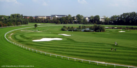 Overview of golf course named Golfclub Munchen-Riem