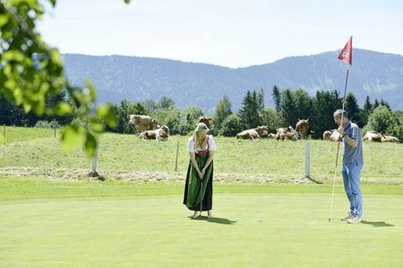 Golfanlage Patting-Hochriesblick Cover
