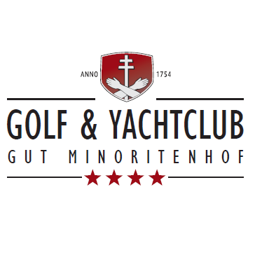 Logo of golf course named Gut Minoritenhof Golf and Country Club