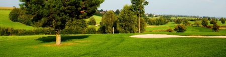 Overview of golf course named Golfpark Romantische Strasse Dinkelsbuhl
