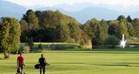 Overview of golf course named Golf- Und Landclub Bergkramerhof e.V.