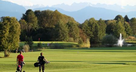 Overview of golf course named Golf- Und Landclub Bergkramerhof e.V.