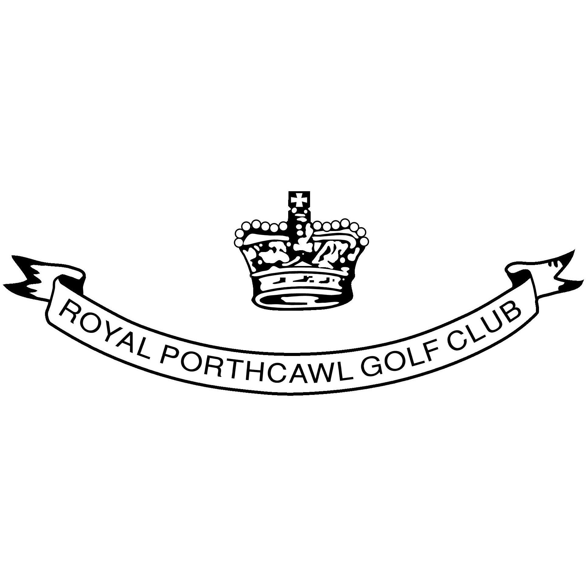 Logo of golf course named Royal Porthcawl Golf Club