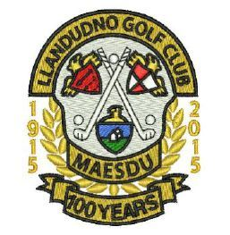 Logo of golf course named Llandudno (Maesdu) Golf Club