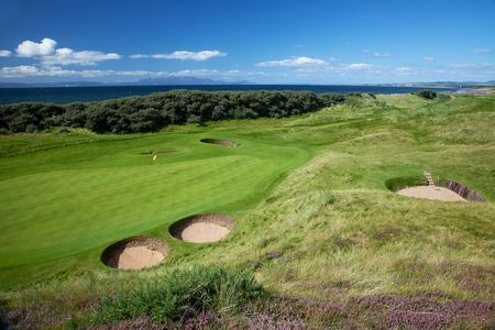 Western Gailes Golf Club Cover Picture